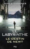 L'Épreuve, Tome 3.5 : Le Labyrinthe : Le Destin de Newt
