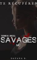 Savages MC, Tome 2 : Skull