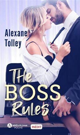 Couverture du livre : The Boss Rules