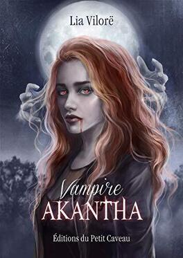 Couverture du livre : Vampire Akantha