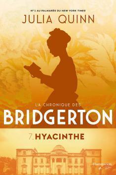 Couverture du livre : La Chronique des Bridgerton, Tome 7 : Hyacinthe