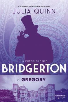 Couverture du livre : La Chronique des Bridgerton, Tome 8 : Gregory