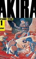 Akira (noir et blanc) - Édition originale, Tome 1