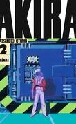 Akira (noir et blanc) - Édition originale, Tome 2