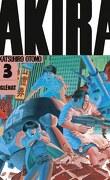 Akira (noir et blanc) - Édition originale, Tome 3