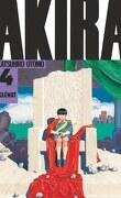 Akira (noir et blanc) - Édition originale, Tome 4