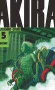 Akira (noir et blanc) - Édition originale, Tome 5
