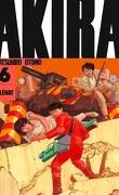 Akira (noir et blanc) - Édition originale, Tome 6