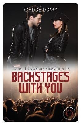 Couverture du livre : Backstages With You, Tome 1