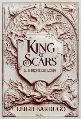 Couverture du livre : King of Scars, Tome 2 : Le Règne des loups