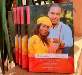 Couverture du livre : Elles parlent d'amour... Vol. 1