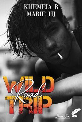 Couverture du livre : Wild Road Trip