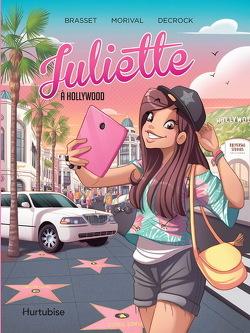Couverture de Juliette à Hollywood BD