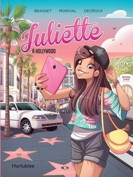 Couverture du livre : Juliette à Hollywood BD