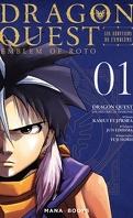 Dragon Quest - Les Héritiers de l'Emblème, Tome 1