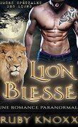 Forces spéciales des lions, Tome 4 : Lion blessé