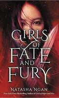 Girls of paper and fire, Tome 3 : Girls of fate and fury