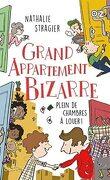 Grand appartement bizarre, Tome 1 : Plein de chambres à louer !