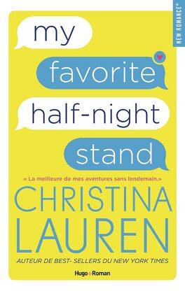 Couverture du livre : My Favorite Half-Night Stand
