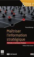 Maîtriser l'information stratégique