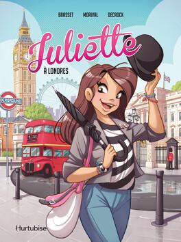 Couverture du livre : Juliette à Londres BD