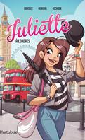 Juliette à Londres BD