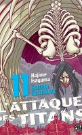 L'Attaque des Titans - Édition colossale, Tome 11