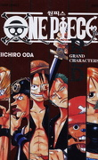 One Piece Red, Grand characters