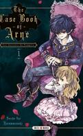 The Case Book of Arne : Les Dossiers du Vampire, Tome 1