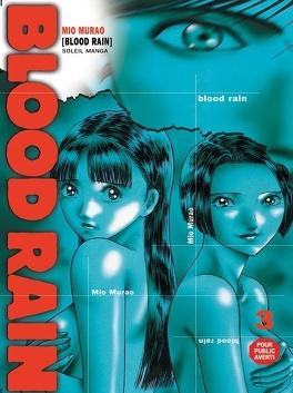 Couverture du livre : Blood rain, tome 3