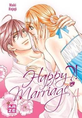 Couverture du livre : Happy Marriage ?!, Tome 4