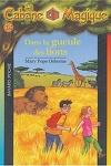 couverture La Cabane magique, Tome 14 : Dans la gueule des lions