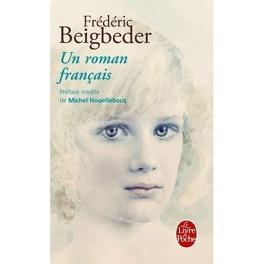Couverture du livre : Un roman français
