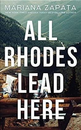 Couverture du livre : All Rhodes lead here