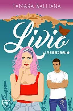 Couverture de Les Frères Rossi, Tome 1 : Livio