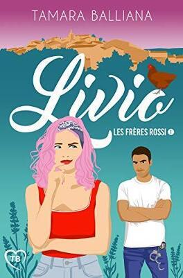 Couverture du livre : Les Frères Rossi, Tome 1 : Livio