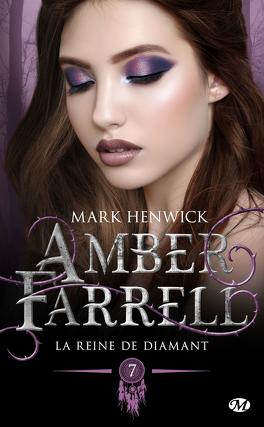 Couverture du livre : Amber Farrell, Tome 7 : La Reine de diamant