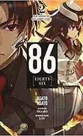 86-EIGHTY-SIX, Volume 2