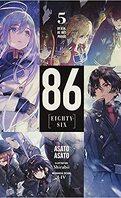 86-EIGHTY-SIX, Volume 5