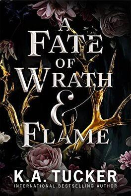 Couverture du livre : A Fate of Wrath & Flame