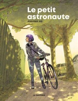 Couverture du livre : Le petit astronaute