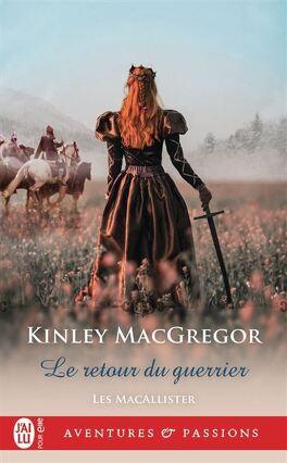 Couverture du livre : Les MacAllister, Tome 6 : Le Retour du guerrier
