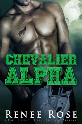 Couverture du livre : Lycée Wolf Ridge, Tome 2 : Chevalier alpha