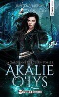 Akalie O'Lys, Tome 3 : La Gardienne des clefs
