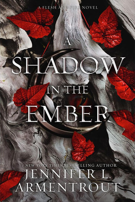 Couverture du livre : Flesh and fire, Tome 1 : A shadow in the ember