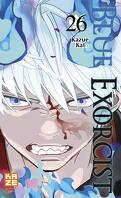 Blue Exorcist, Tome 26