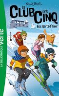 Le Club des Cinq NED, Tome 9 : Le Club des Cinq aux sports d'hiver