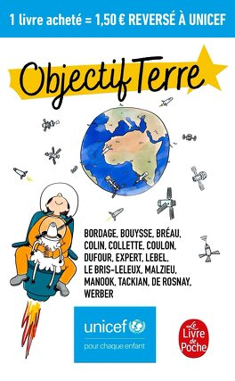 Couverture du livre : Objectif Terre