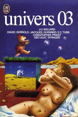 Couverture du livre : Univers 03