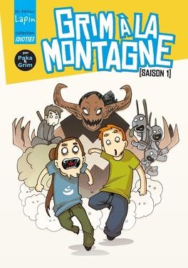 Couverture du livre : Grim à la montagne